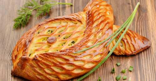 вкусные блинчики с ветчиной и сыром